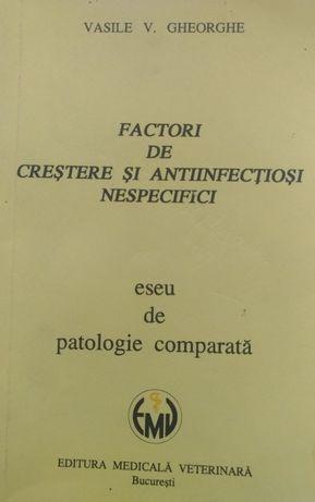 Factori de crestere si antiinfectiosi nespecifici
