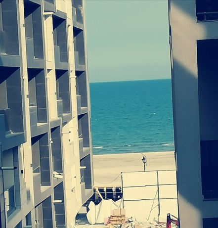Apartament Mamaia Nord vedere la mare
