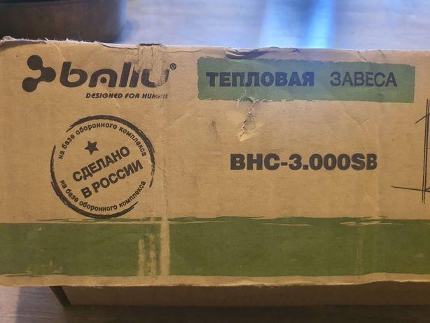 Тепловая, воздушная завеса Ballu bhc-3.000sb