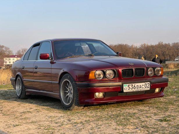 BMW E34 м50. Год 1991.