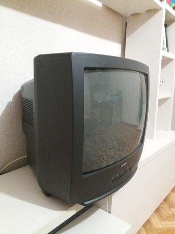 телевизор Samsung, в рабочем состоянии.