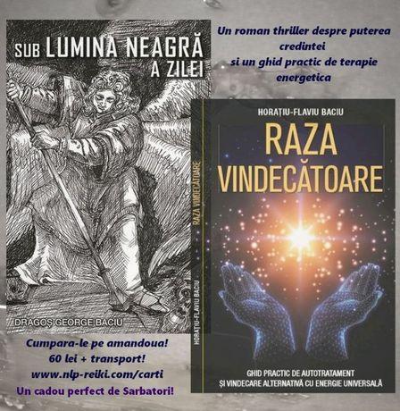 Două cărți esențiale la preț promoțional!