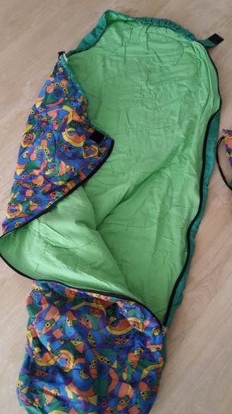 Детско-юнушески спален чувал 140 см