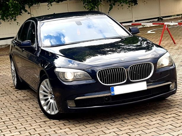 BMW F01 730d an 2010 inm RO PROPRIETAR IN ACTE