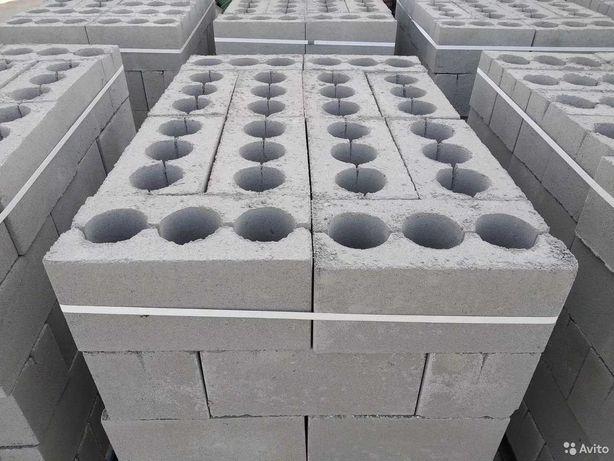 Пескоблок 200х200х400