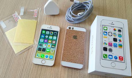 Apple Iphone 5S 16GB с кутия Айфон 5с