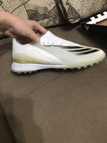 Сороконожки футбольные adidas x ghosted