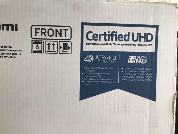 Продам телевизор Samsung 4K ULTRA HD