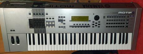 Yamaha Motif 6 рабочая станция