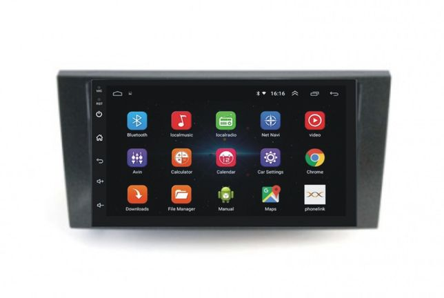 Navigatie Android Ford C-S Max,Fiesta,Focus,Fusion,Galaxy,Kuga,Transit