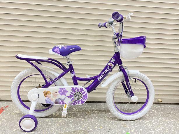 Детский велосипед ОРИГИНАЛ Gestalt Бесплатная Доставка по Алматы
