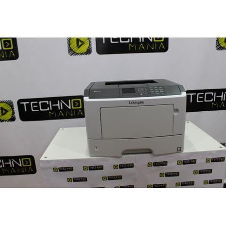 Реновиран лазерен принтер Lexmark MS415dn ЗАРЕДЕН НА 100%