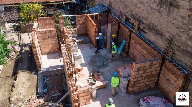 Oferim lucrari  de constructii sub cesiune sau antepriza