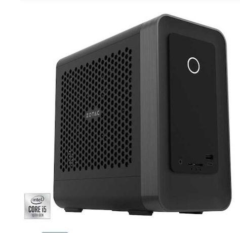 PC Gaming Zotac Zbox cu Intel® i5-10400 & NVIDIA RTX™ 3060 12GB GDDR6,