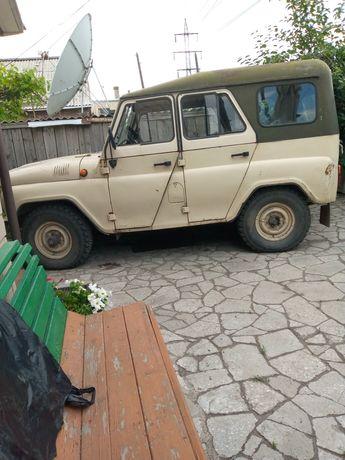 Продам машину УАЗ 31512