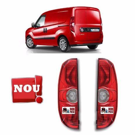 Lampi spate stopuri Fiat Doblo cu 2 usi orizontale 2009-2015