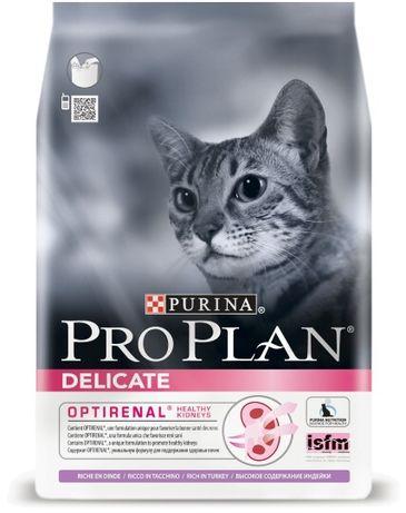 Корм проплан для кошек все виды