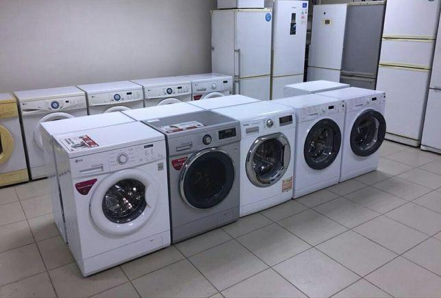 Срочно продам стиральные машины автомат б/у