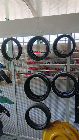 Притъпкващи колела за сеялки