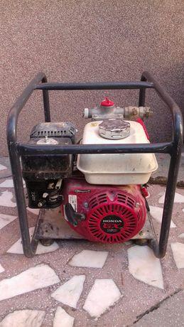 Pompa apa TSURUMI Pump TEFS - 50HA / HONDA