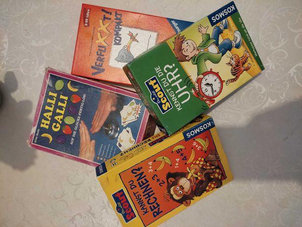 Настольные игры для детей начальной школы