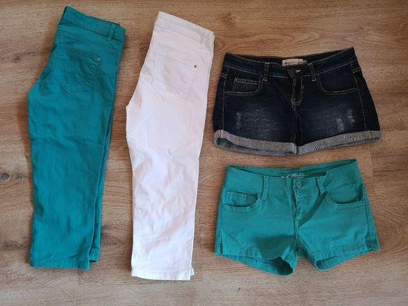 къси панталонки,бермуди спортни комплекти,ризи,потници