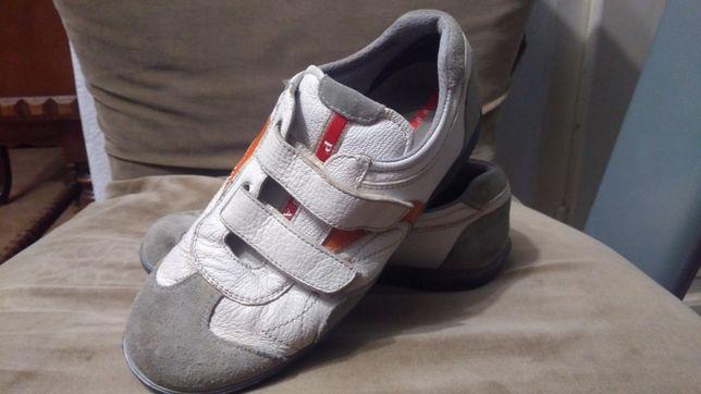 Prada Nr 35 Adidas piele naturală