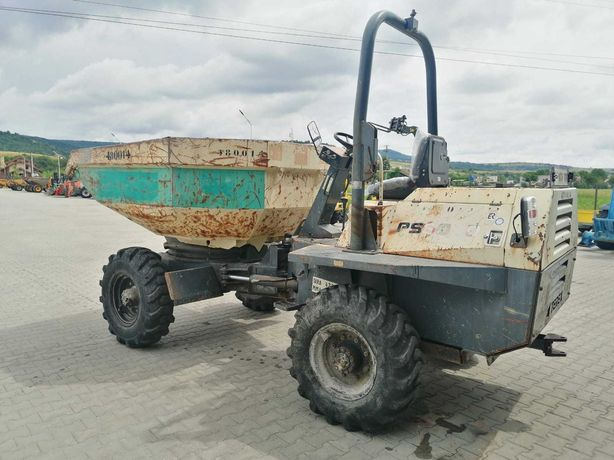 Dumper Benford 6 tone cu bena rotativa