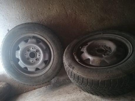 Джанти за Ауди 80 с гуми