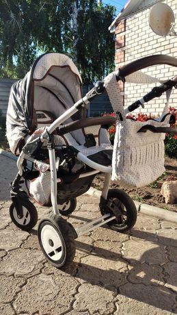 Детская коляска 3 в 1 Romance Dada Paradiso Group