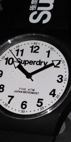 Ceas SuperDry, made in Japan, cumparat din UK, Original, 170 Lei