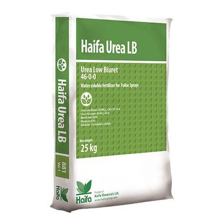 Uree Haifa - Urea Low Biuret 46-0-0