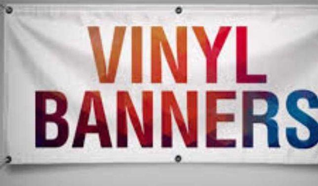Bannere , Printuri , Sablare, Cărți Vizită , Banner , Benere ,