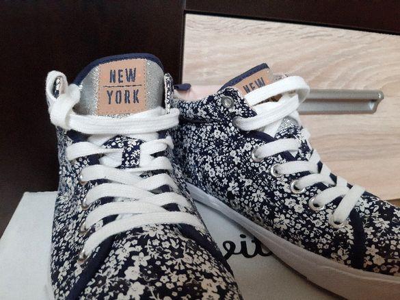 Кецове - дамски обувки