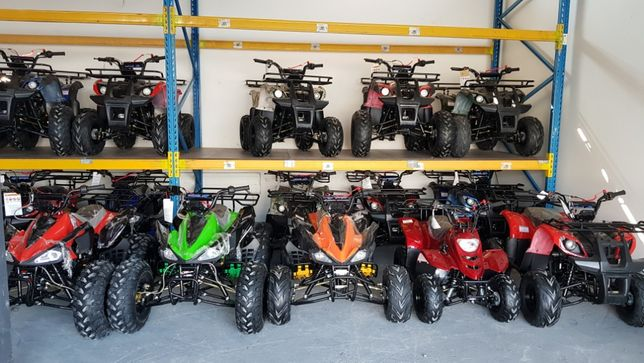 Atv MAXI HUMMER-SPYDER 125cc ,ROBUST Nou 2020 , Calitate US ,Fara Perm