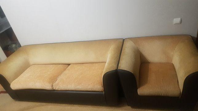 Продам срочно диван-тахта с двумя креслами, Срочно