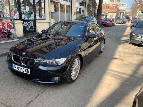 BMW 330D E93 285 к.с.