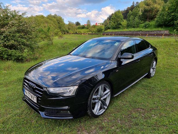 Audi A5 S-line 3.0 Quattro ACC,Distronic,Line Asist,Ventilatie,Webasto
