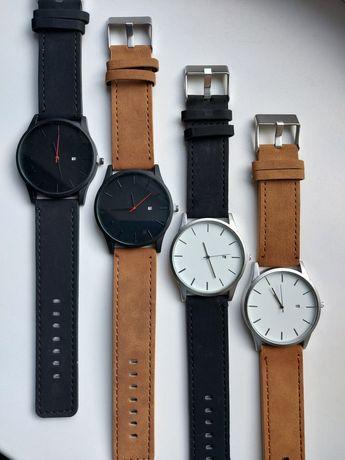 АКЦИЯ! Кварцевые наручные часы мужские женские подарок на новый год