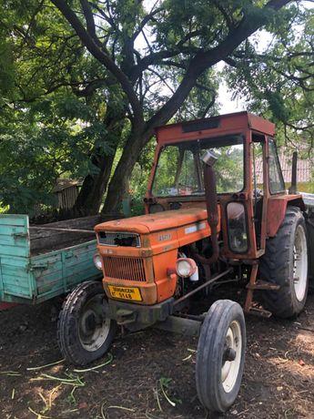 Vand tractor + accesorii