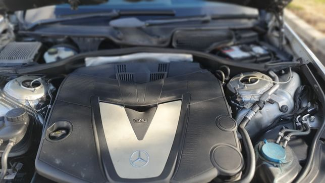 Capac motor Mercedes OM 642 S class W221 E class W211 W212 c class ML