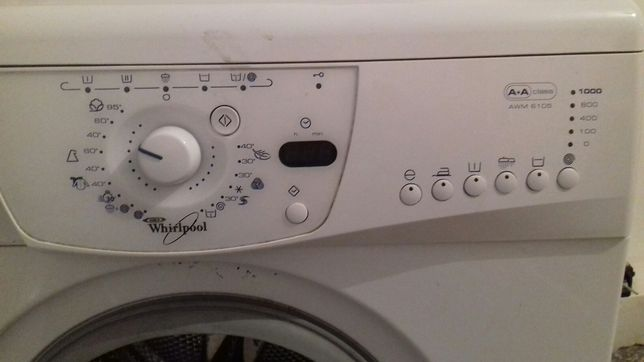 Mașină de spălat whirpool