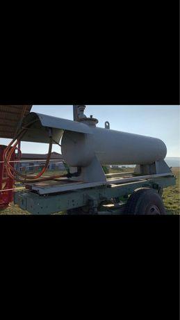 Rezervor motorina combistibil 1000 litri fier