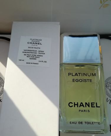 Мужской парфюм Chanel Egoiste Platinum 100ml