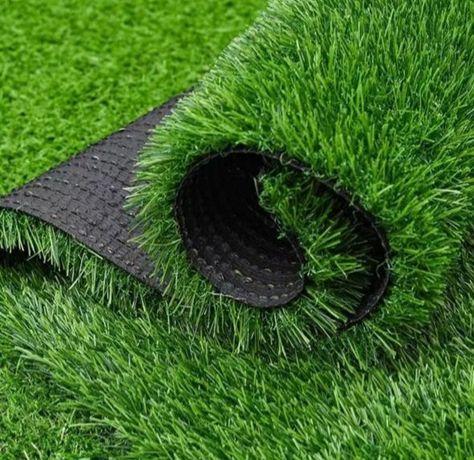 Искусственный Газон, спортивная трава, ландшафтный в наличии