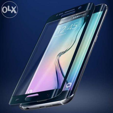 Стъклен протектор за Samsung Galaxy S6 Edge S7 S8 S8+ S9 S9+ Note 8 9