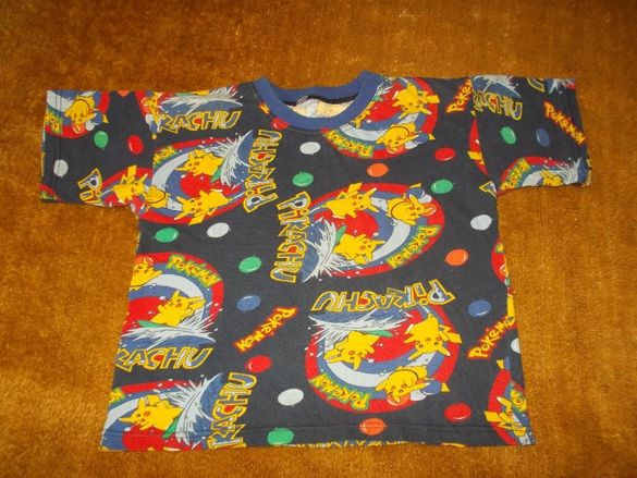 Детска тениска Покемон104 см - 50%намаление