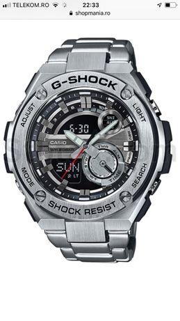 casio g shock g steel GST 210D 1AER