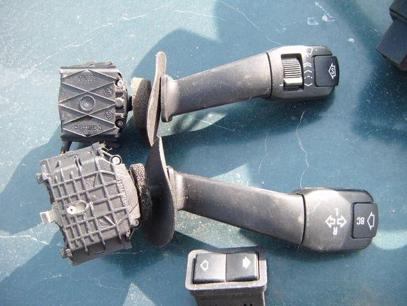 БМВ 520 99год.лостчета за мигачи и чистачки
