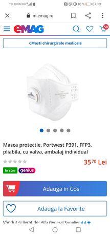 Masca FFP3 Portwest